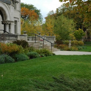 American Swedish Institute Minnesota Landscape